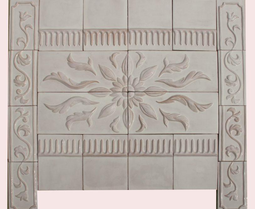 Коллекция изразцовой плитки Сретенка