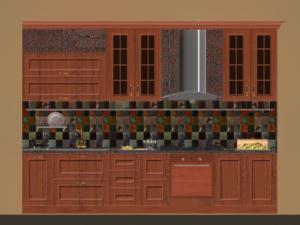 Кухонный фартук Юпитер
