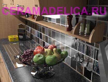 Как декорировать свое жилище плиткой ручной работы?