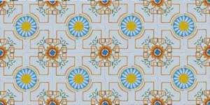 Коллекция изразцовой плитки Антика