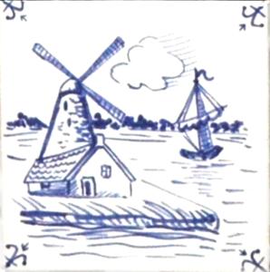 Голландский камин