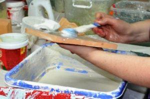Глазурь керамическая