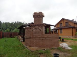 Летняя кухня Муравейник