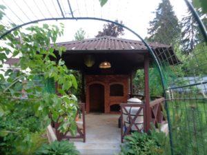 Летняя кухня Колизей