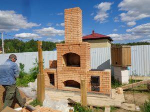 Летняя кухня Дача