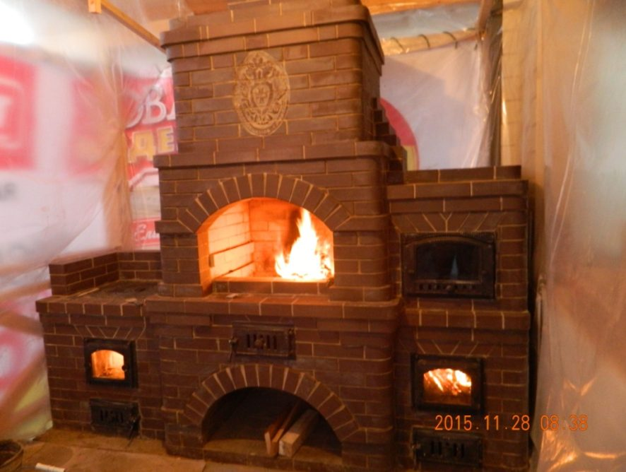 Летняя кухня Горка