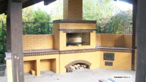 Летняя кухня Пикник
