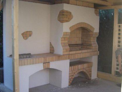 Летняя кухня Прованс