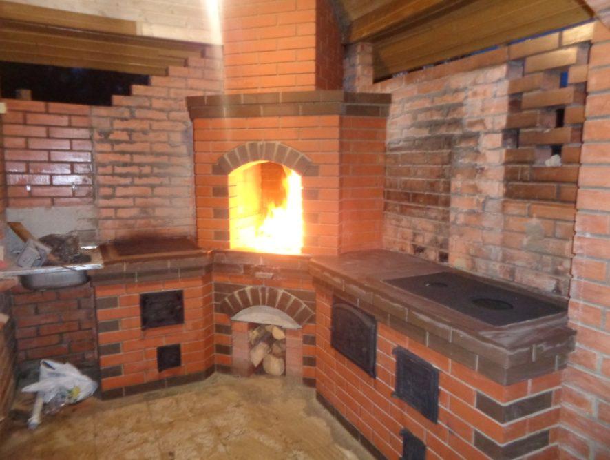 Летняя кухня Универсал