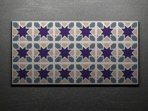 Керамическая плитка ручной работы Арабика