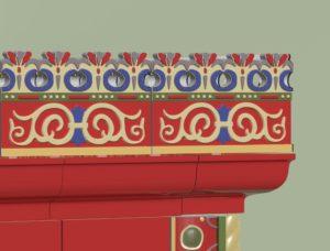 Изразцовая печь «Феникс»