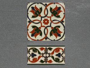 Керамическая плитка ручной работы РимКерамическая плитка ручной работы Рим