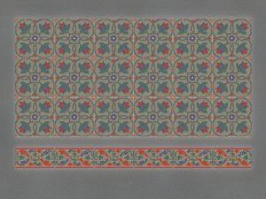 Керамическая плитка ручной работы Рим