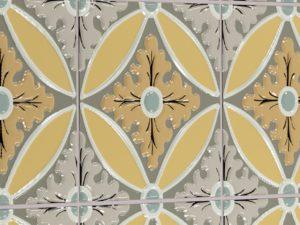 Керамическая плитка ручной работы Южный сад