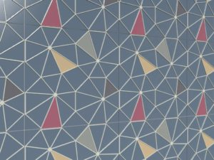 Керамическая плитка ручной работы Октагон