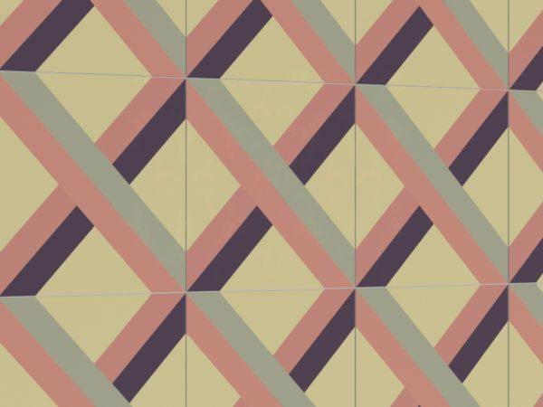 Керамическая плитка ручной работы Южный вечер