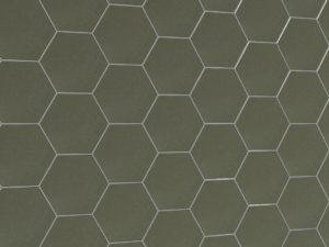 Керамическая плитка ручной работы ГексагонКерамическая плитка ручной работы Гексагон